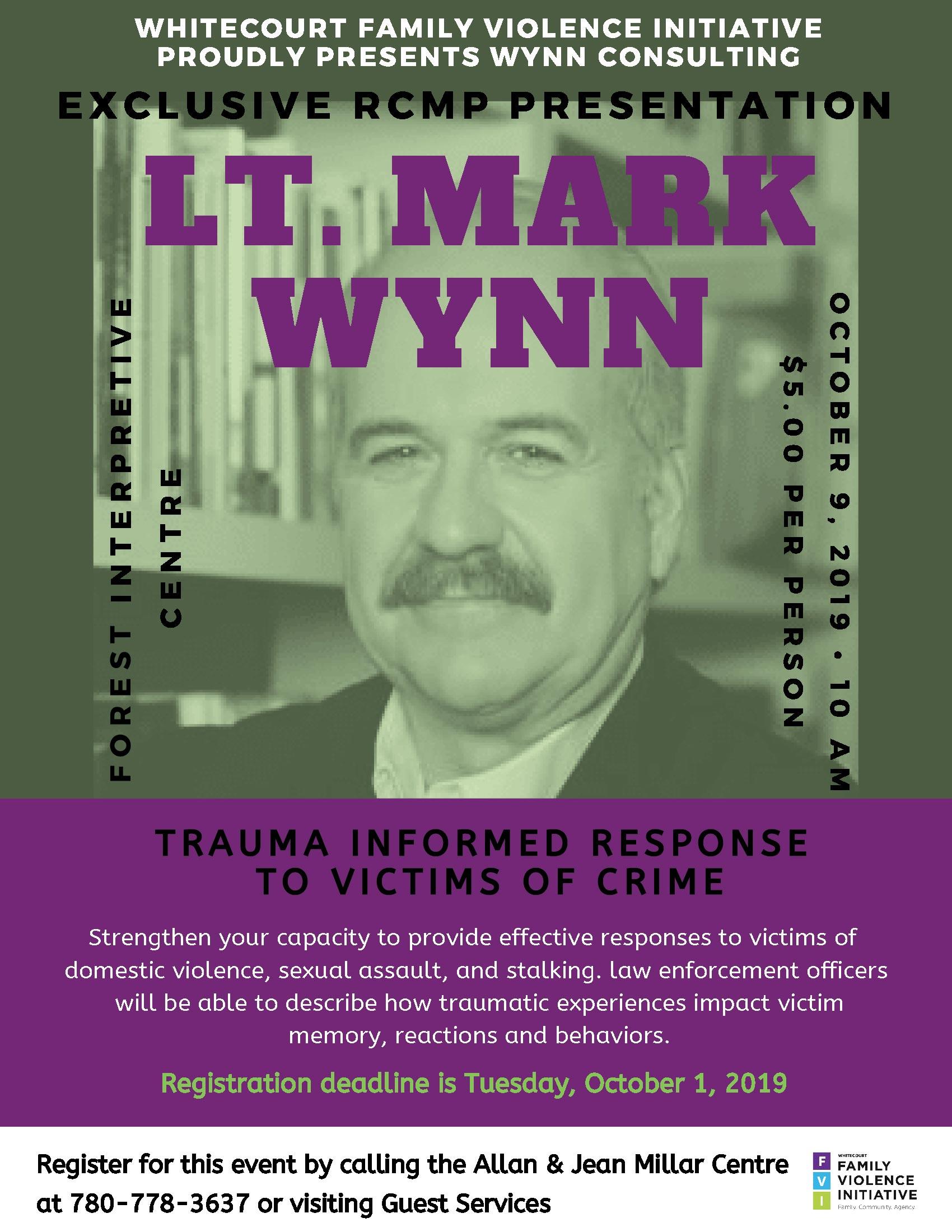 Trauma Informed Response Training